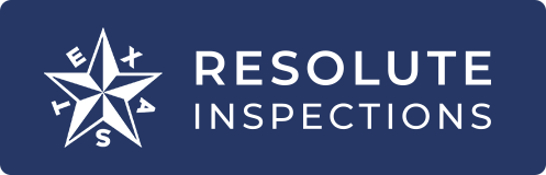 The Resolute Inspections logo
